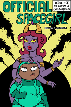 Official Spacegirl Issue 2